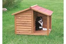 Ville din hund nyde godt af et hundehus? (Foto Petworld.dk)